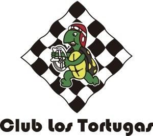 LOGO CLUB LAS TORTUGAS SIN FECHAS VECTOR