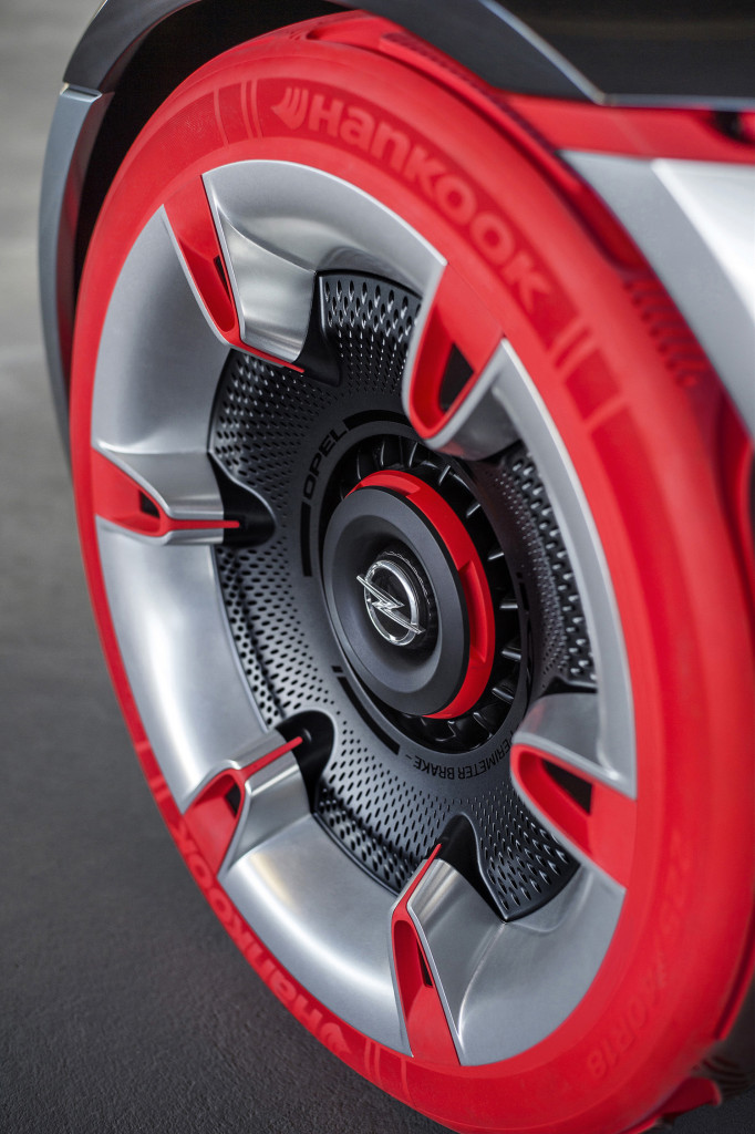Hankook Design Tyres for Opel GT Concept (3)