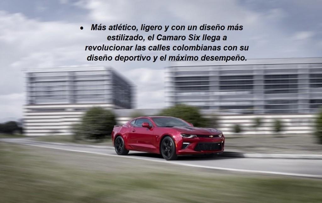 camaro six 1