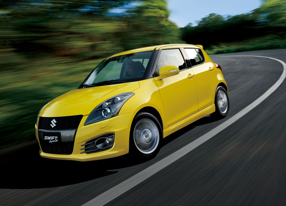 Suzuki Swift Sport - 4 AJUSTADA
