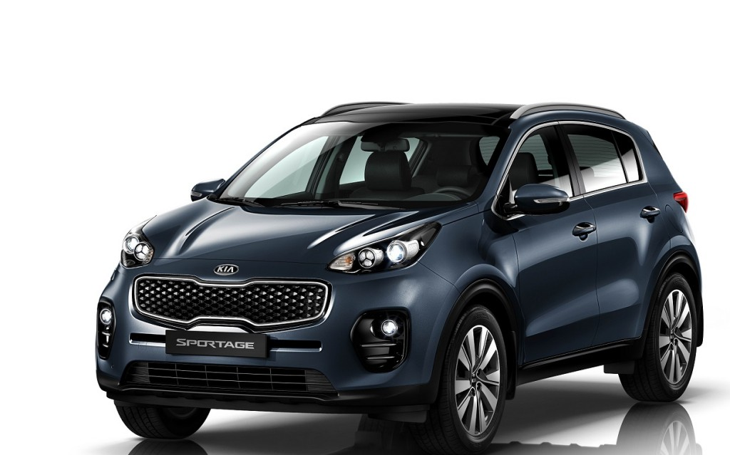 sportage all new 1A