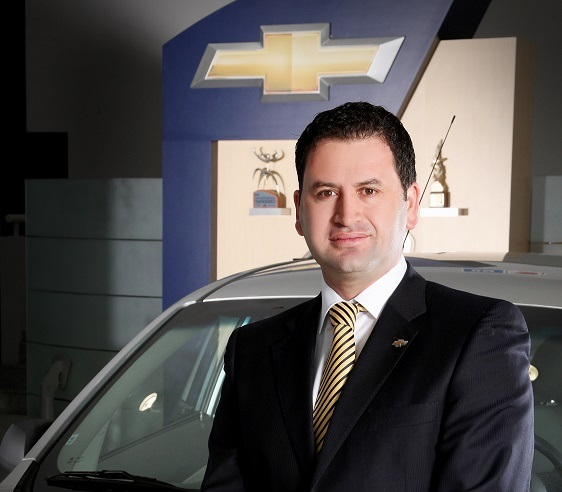 presidente GM Chile