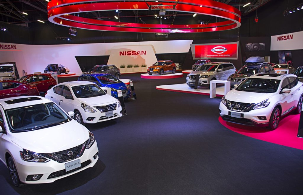 stand-nissan