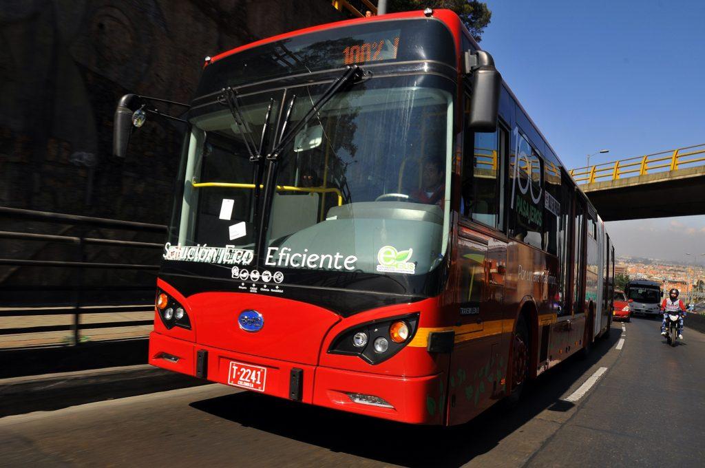 Bus BYD 1a